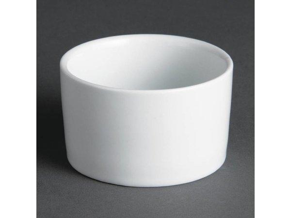 Olympia Ramekin | Wit Porselein | Ø70mm | 12 Stuks