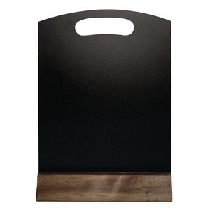 XXLselect Tafelbordje | Melamine Schrijfbord | 150x230mm