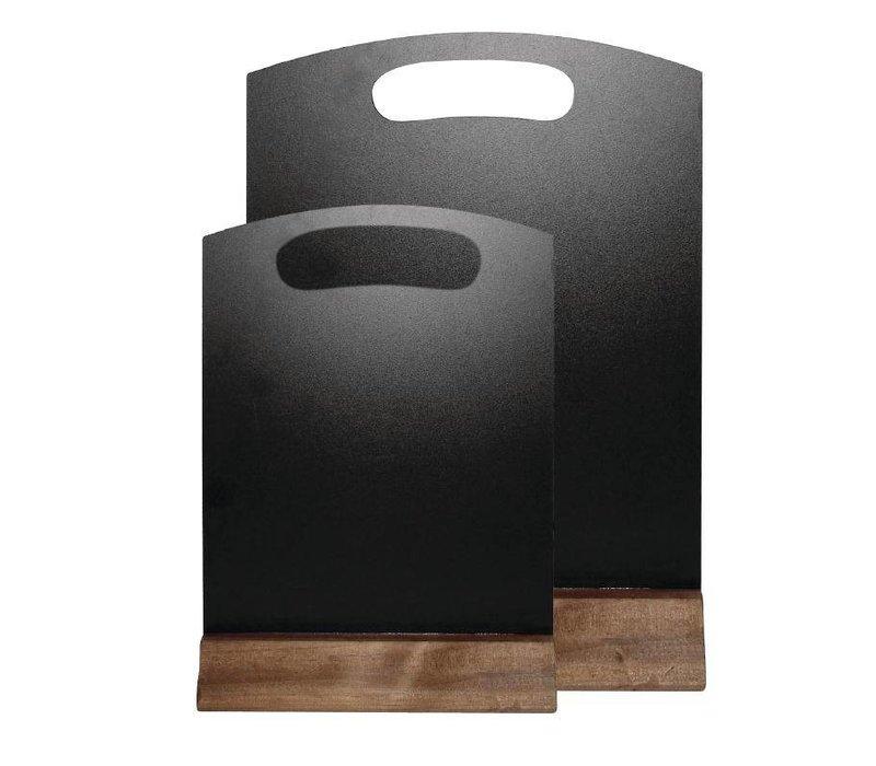 Olympia Tafelbordje   Melamine Schrijfbord   150x230mm