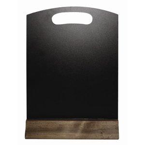 XXLselect Tafelbordje | Melamine Schrijfbord | 210x320mm