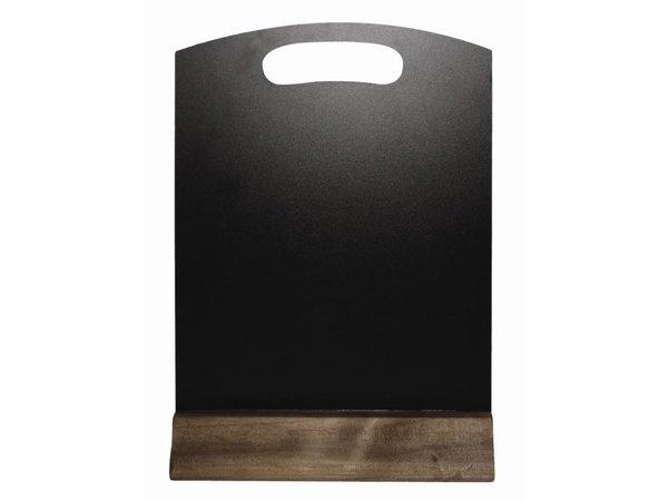 Olympia Tafelbordje   Melamine Schrijfbord   210x320mm