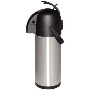 XXLselect Pompkan RVS | Drukmechanisme | 4 Liter