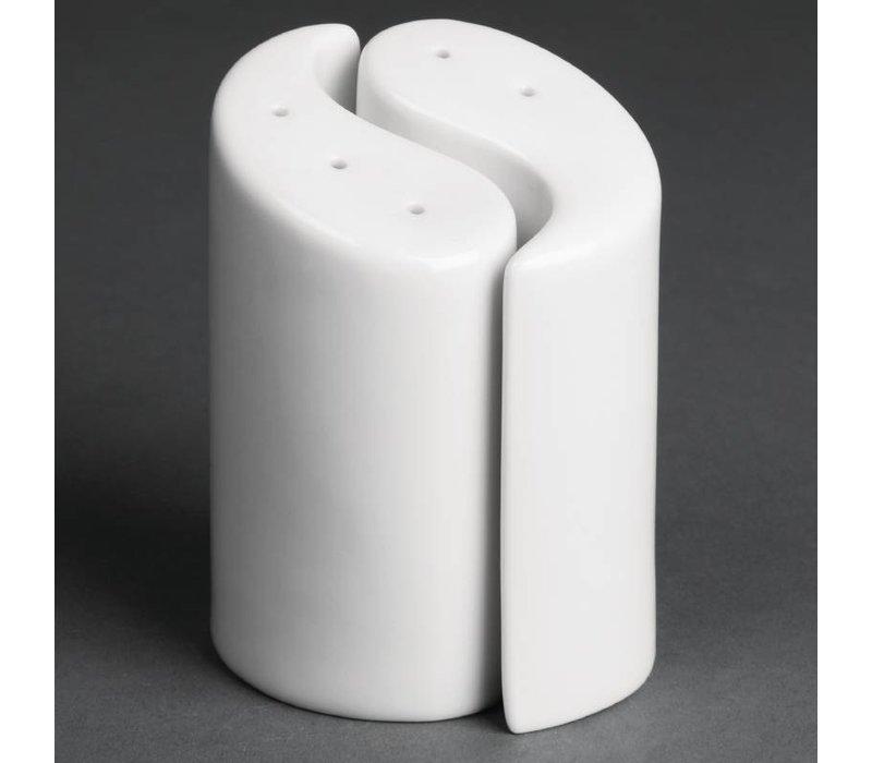 Olympia Peper en Zout Stel: Ying & Yang | 95mm | 12 Stuks