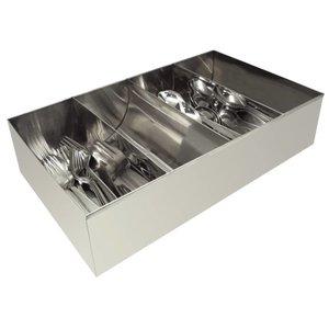 XXLselect Bestekhouder RVS   255x105x415(h)mm
