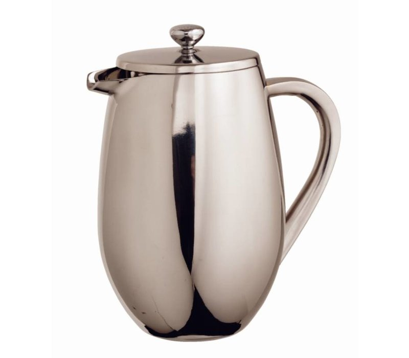 Olympia Cafetiere RVS | Olympia | 750ml
