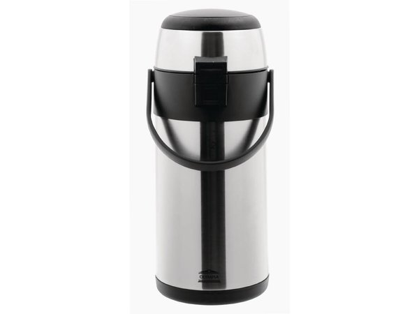 Olympia Pompkan RVS | COFFEE | 3 Liter