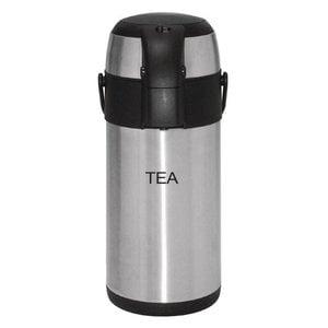 XXLselect Edelstahl mit Pumpe   TEA   3 Liter
