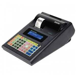 Sam4s Traditionelle POS-System | SAM4S ER-230BEJ | Thermodrucker | LCD-Display |
