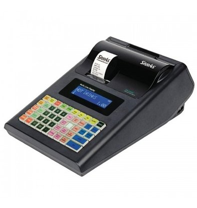 Sam4s Traditionelle POS-System | SAM4S ER-230BEJ | Thermodrucker | LCD-Display |