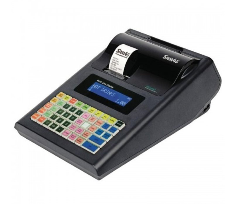 Sam4s Traditionelle POS-System   SAM4S ER-230BEJ   Thermodrucker   LCD-Display  