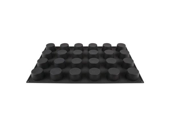 Pavoflex Patisserievorm | La Pavoni | 24 Muffins