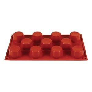 XXLselect Patisserievorm | La Pavoni | 11 Mini Muffins