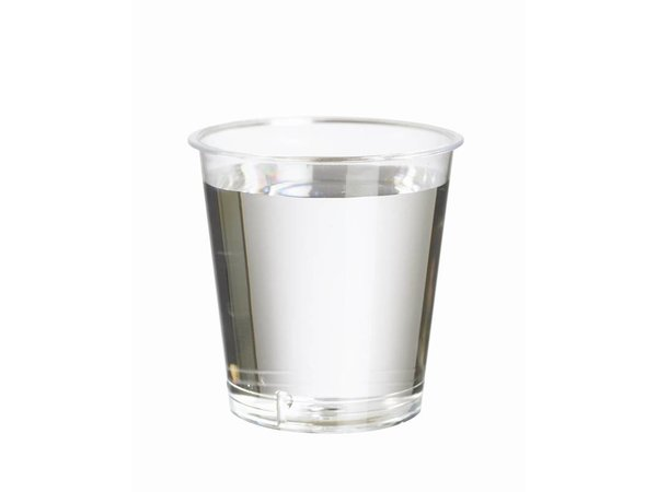 XXLselect Polystyrene Shots Glazen | 30ml | Per 1000 Stuks