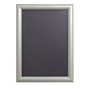 XXLselect Menulijst A3 Formaat | Silver Aluminium