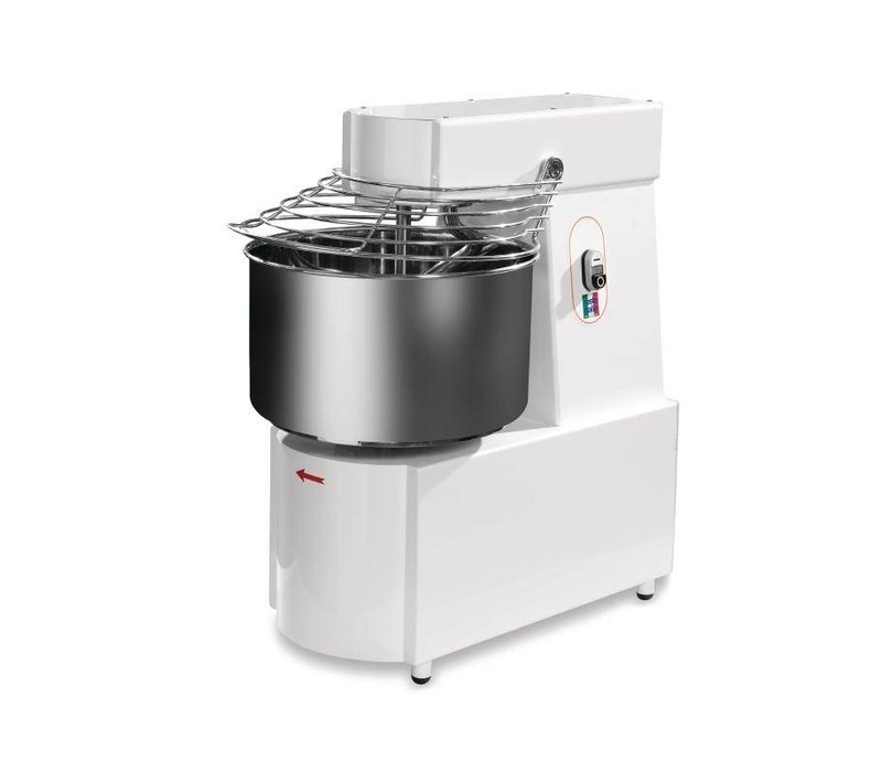 Resto Italia Spiraalmixer 21 Liter | Resto Italia | 400x630x700(h)mm