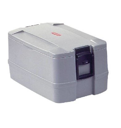 Rubbermaid Isotherme Container Grijs | Rubbermaid | 52 Liter