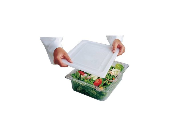 Rubbermaid Deksel Rubbermaid | GN 1/4 Wit