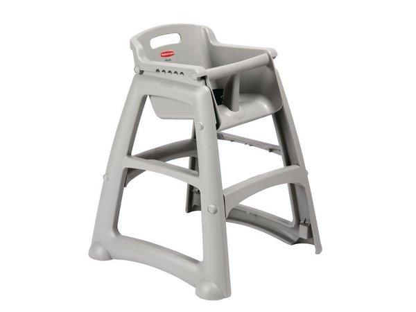Rubbermaid Kinderstoel Rubbermaid   Platinum   Zithoogte 53cm
