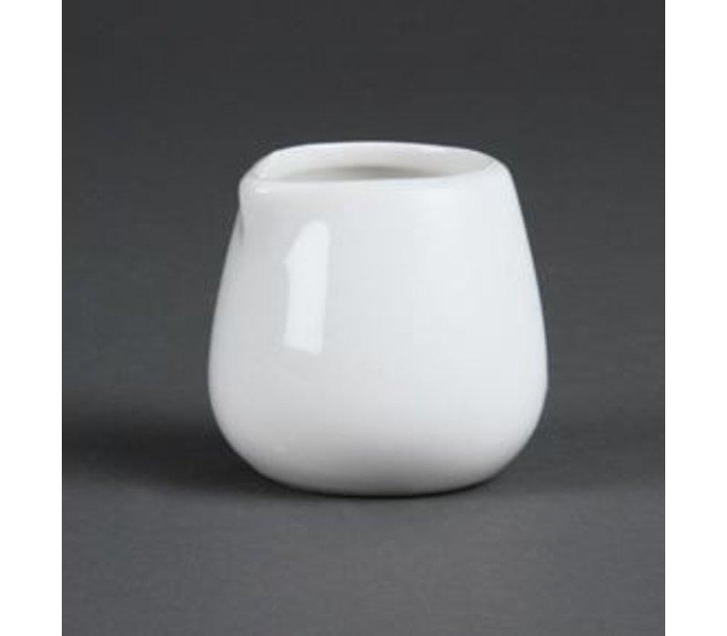 Olympia milk jug | Olympia White Porcelain | 240ml | 12 pieces