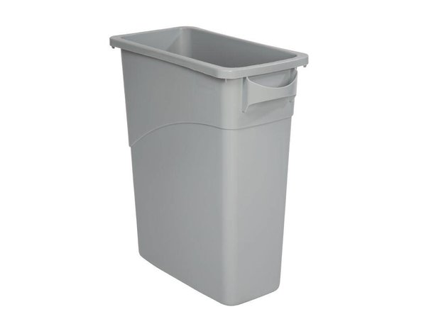 Rubbermaid Slim Jim Container | Grijs | 60 Liter
