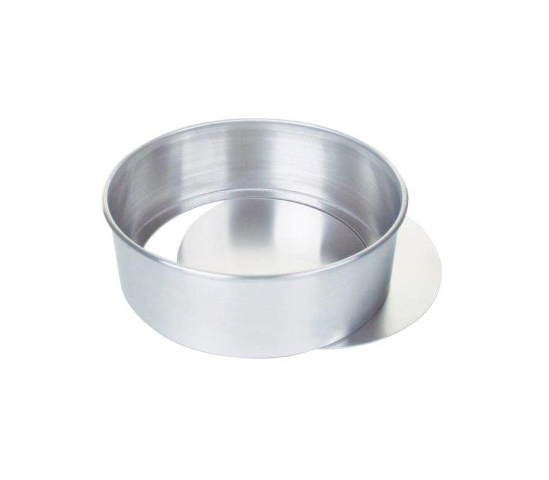XXLselect Aluminium Bakvorm   Ø203mm