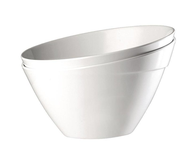 APS Balance Kom | Wit Melamine | 2,5 Liter