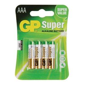 XXLselect Batterij AAA | 4-Pack