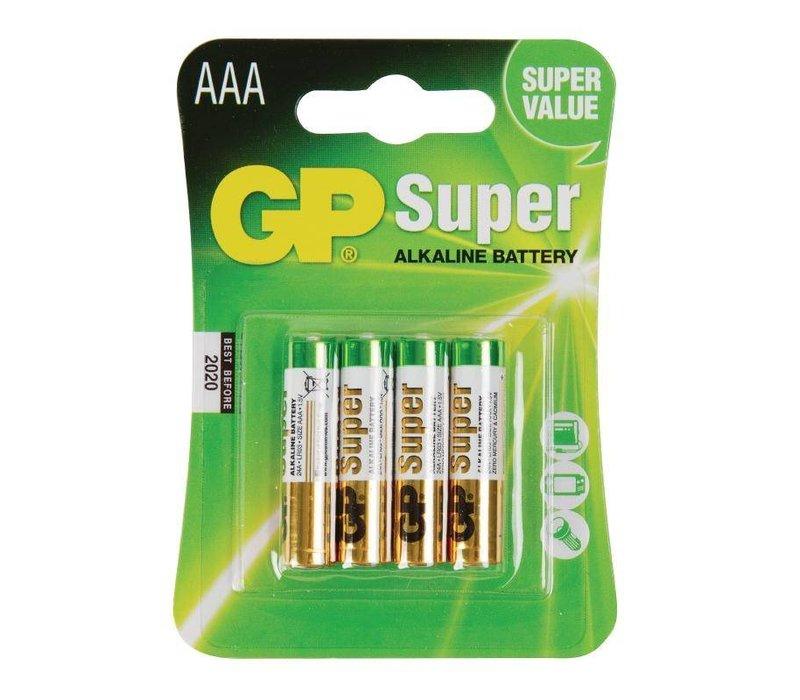XXLselect Batterij AAA   4-Pack