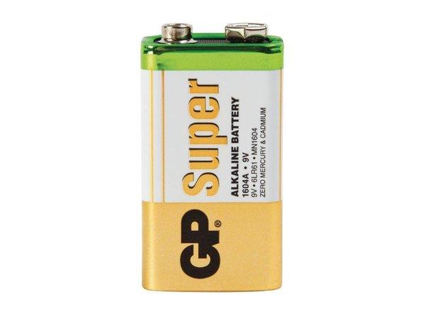 XXLselect Batterij 9V   Per Stuk