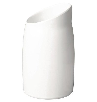 APS Dressing Pot | Wit Melamine | 1 Liter