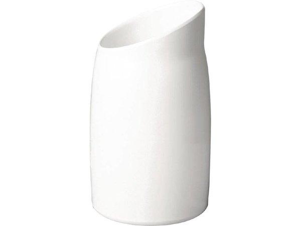 APS Dressing Pot | Wit Melamine | 1 Liter