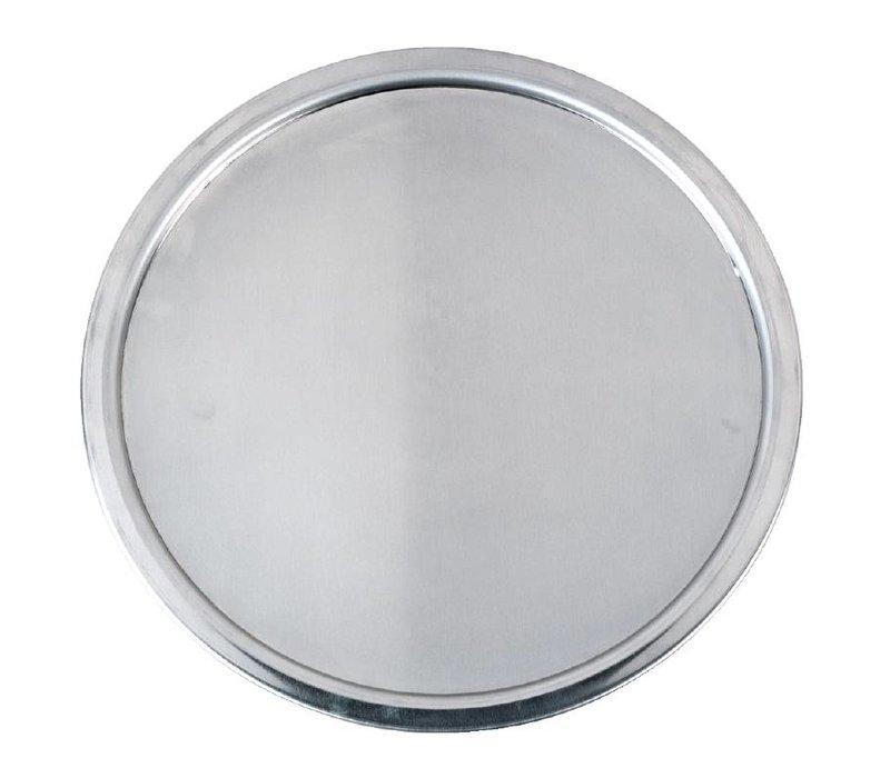 XXLselect Diepe Pizzaschaal   Aluminium   Ø300mm