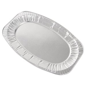 XXLselect Disposable Serveerschaal | Ø360mm | 10 Stuks