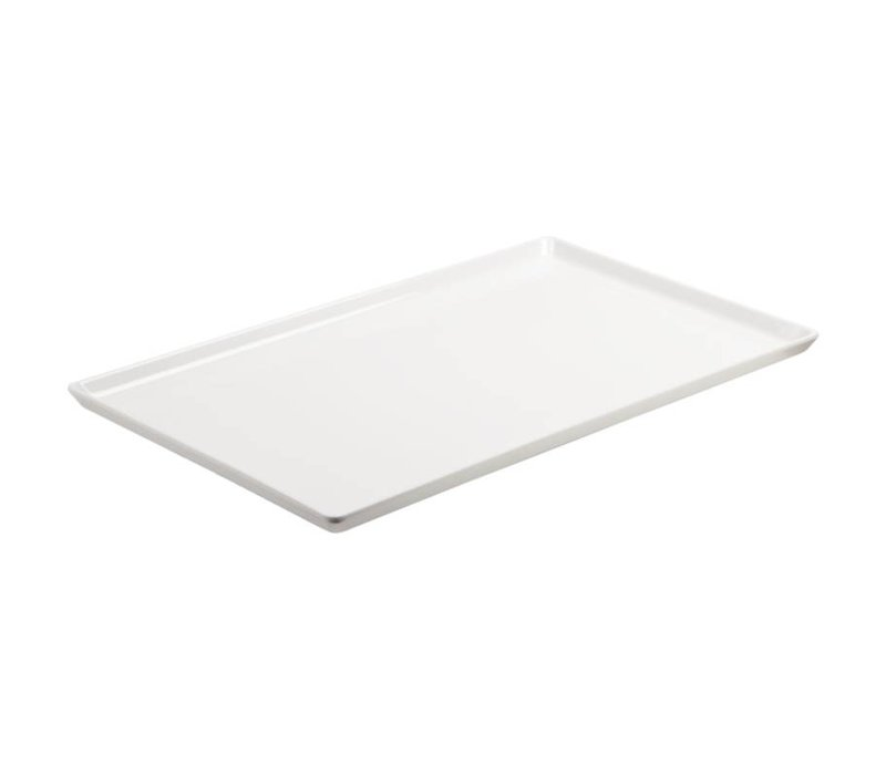 APS Float Schaal | Wit Melamine | GN 1/2