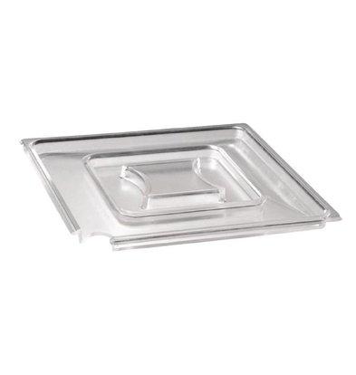 APS Float Vierkante Heldere Deksel | SAN | 190x190mm