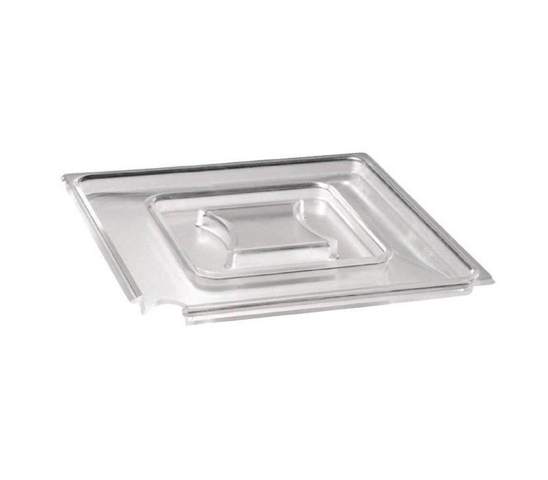 APS Float Vierkante Heldere Deksel | SAN | 250x250mm
