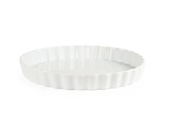 Olympia Pudding Bowl | White Porcelain | Ø285mm | 6 pieces
