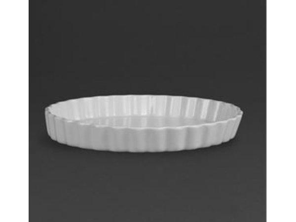 Olympia Puddingschaal | Wit Porselein | Ø260mm | 6 Stuks