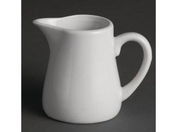 Olympia milk jug | Olympia White Porcelain | 300ml | 6 pieces