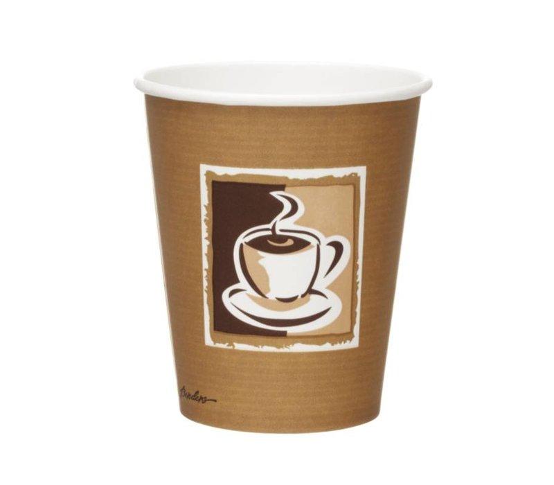 XXLselect Disposable Hot Cup   240ml   Per 1000 stuks