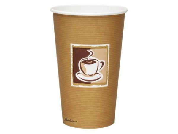 XXLselect Disposable Hot Cup | 480ml | Per 1000 stuks