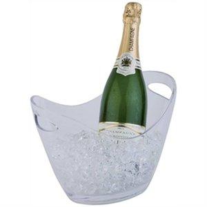 XXLselect Champagne Schüssel | clear | Max. 2 Flaschen