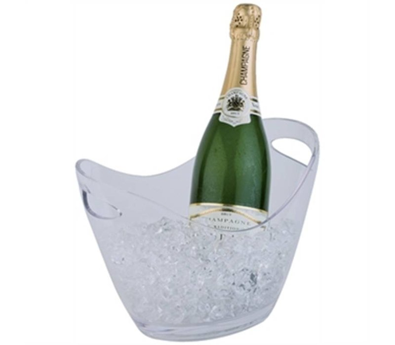 APS Champagne Bowl | clear | Max. 2 Bottles