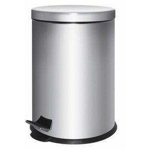 XXLselect Pedaalemmer RVS | 5 Liter