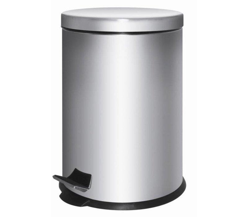 XXLselect Treteimer Edelstahl | 5 Liter