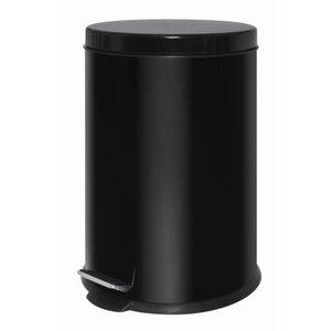 XXLselect Pedaalemmer Zwart | 20 Liter