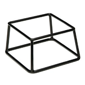XXLselect Buffetstandaard Metaal   Stapelbaar   18x18x10cm