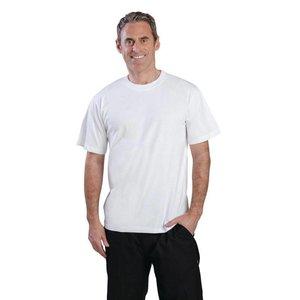 XXLselect T-shirt Wit | 100% Katoen | Beschikbaar in 3 Maten