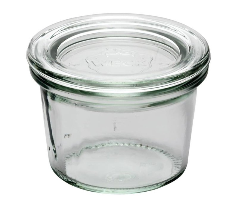 APS Weckpot Glas | 80ml | 12 Stuks