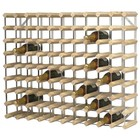 XXLselect Wijnrek 90 Flessen   810x230x1000(h)mm